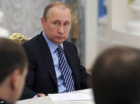 Tong thong Putin tu choi nhan can ho cao cap tu mot doanh nhan - Anh 1