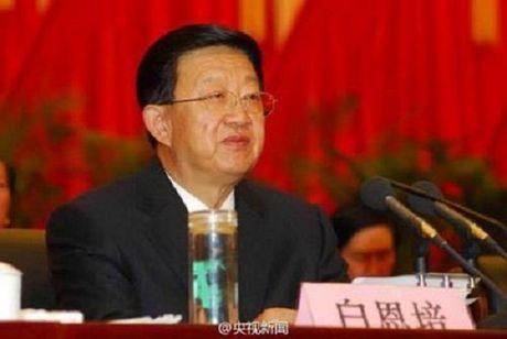 Trung Quoc ket an tu hinh nguyen Bi thu tinh Tinh uy Van Nam - Anh 1