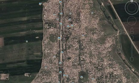 10 dia diem ky la tren ban do Google Earth - Anh 5