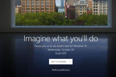 Microsoft se tung ra Windows 10 Redstone 2 ngay 26/10 - Anh 1