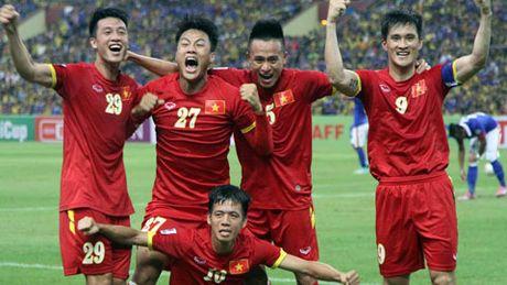 Cho dien mao moi cua DT Viet Nam o tran gap Indonesia - Anh 1