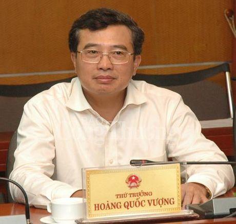 Bo Cong Thuong thay doi nguoi phat ngon - Anh 1