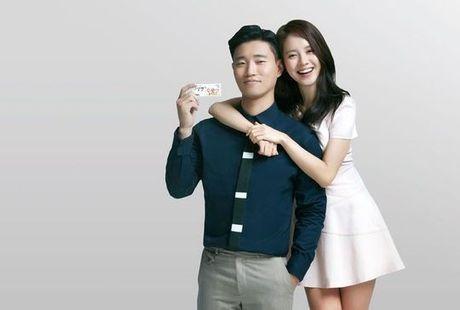 Running Man: Nhung nu hon khong the ngot ngao hon cua Monday Couple - Anh 1