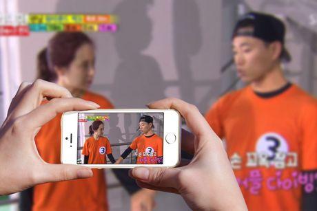 Running Man: Nhung nu hon khong the ngot ngao hon cua Monday Couple - Anh 7