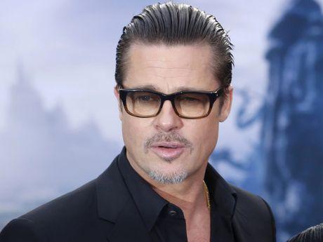 Brad Pitt khong he bi FBI dieu tra - Anh 1