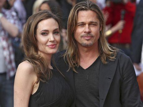 Brad Pitt khong he bi FBI dieu tra - Anh 2