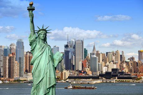 New York xay dung bao tang tuong Nu than Tu do moi het 70 trieu USD - Anh 1