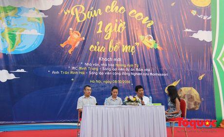 Bat ngo cung luc hai 'anh Chanh Van' xuat hien tai Hoi sach Ha Noi - Anh 2