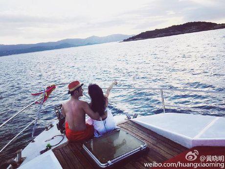 Huynh Hieu Minh xac nhan Angelababy dang mang bau - Anh 4