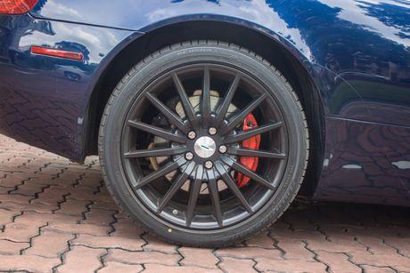 Aston Martin DB9 Volante ra bien trang tai Sai Gon - Anh 9