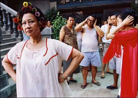 Cuoc doi be tac cua ba chu gioi vo nhat 'Tuyet dinh Kung Fu' - Anh 1