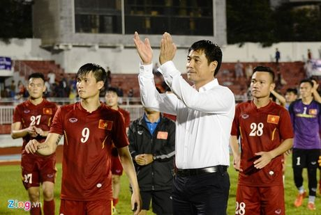 Indonesia vs DTVN (0-2, H1): Van Thang, Minh Tuan ghi ban - Anh 10
