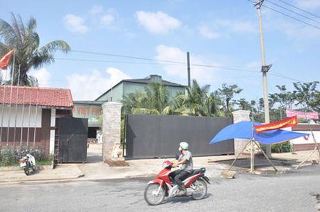 Lo ngai moi truong, Da Nang de nghi Quang Nam chia se thong tin du an nha may thep Viet-Phap - Anh 1