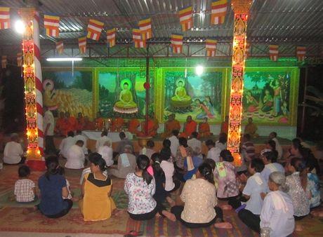 Dong bao Khmer cung chung tay gop suc xay dung que huong - Anh 4