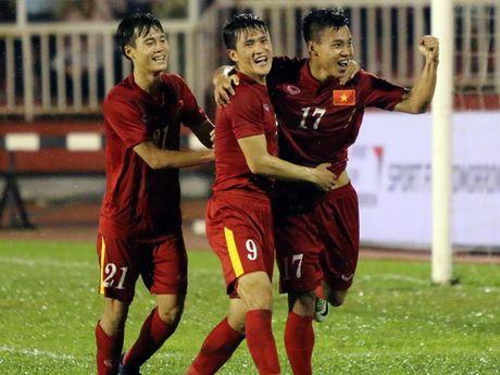 16h45 ngay 9/10, Indonesia-Viet Nam: Tuyen Viet Nam thua thang tien len - Anh 1