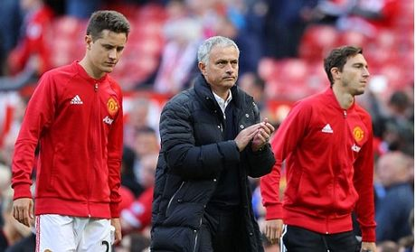 Ander Herrera dang cam thay 'hanh phuc' duoi thoi Jose Mourinho - Anh 3