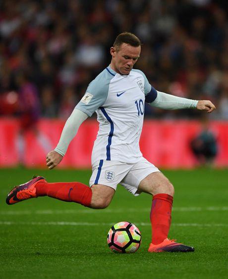 7 hinh anh tom tat man trinh dien te hai cua Rooney truoc Malta - Anh 1