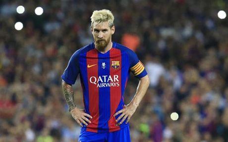 The thao 24h: Lionel Messi chuan bi tai xuat - Anh 1