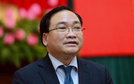 Bi thu Hoang Trung Hai noi ve thach thuc cua Ha Noi - Anh 1