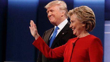 Dau khau lan 2: Bat ngo voi nguoi Trump moi tham gia - Anh 2