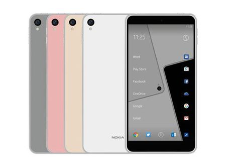 Nokia D1C co camera 13MP, man hinh Full HD - Anh 1
