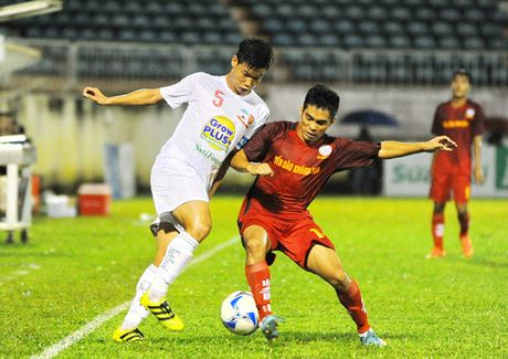 HAGL ung vien nang ky cho chuc vo dich giai U21 quoc gia 2016 - Anh 1
