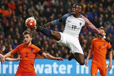 01h45 ngay 11/10, Ha Lan vs Phap: Sac lam phu kin Amsterdam - Anh 1
