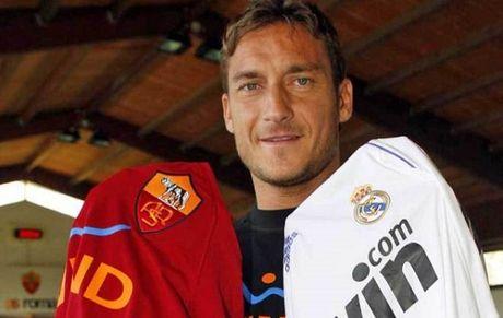Totti tiet lo diem den duy nhat neu roi Roma - Anh 1