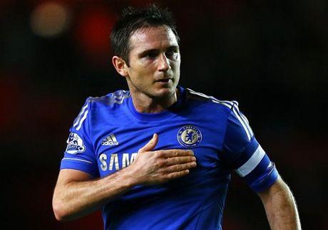 Lampard len ke hoach tro lai Chelsea - Anh 1