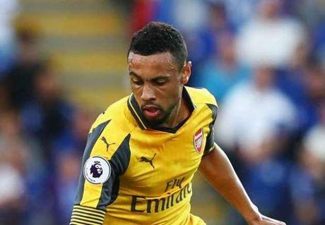 Arsenal nhan tin cuc vui ve luc luong - Anh 1