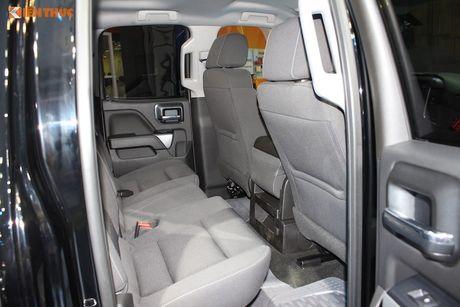 Ban tai 'hang khung' Chevrolet Silverado chinh hang tai VN - Anh 13