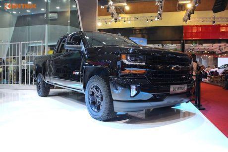 Ban tai 'hang khung' Chevrolet Silverado chinh hang tai VN - Anh 1