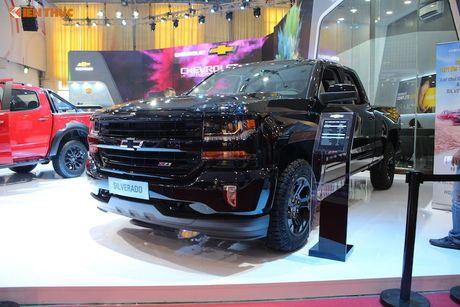 Ban tai 'hang khung' Chevrolet Silverado chinh hang tai VN - Anh 2