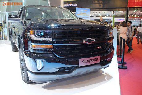 Ban tai 'hang khung' Chevrolet Silverado chinh hang tai VN - Anh 3