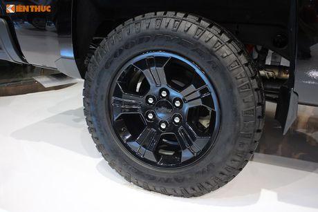 Ban tai 'hang khung' Chevrolet Silverado chinh hang tai VN - Anh 5