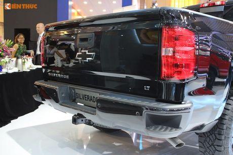 Ban tai 'hang khung' Chevrolet Silverado chinh hang tai VN - Anh 7