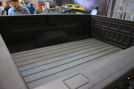Ban tai 'hang khung' Chevrolet Silverado chinh hang tai VN - Anh 8