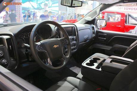 Ban tai 'hang khung' Chevrolet Silverado chinh hang tai VN - Anh 9