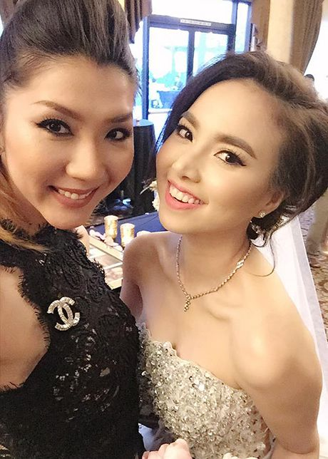Victor Vu - Dinh Ngoc Diep to chuc dam cuoi o My - Anh 4