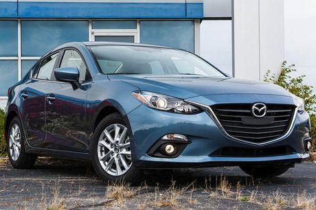 Mazda3 phien ban 2016 'dinh loi' ro ri nhien lieu - Anh 1