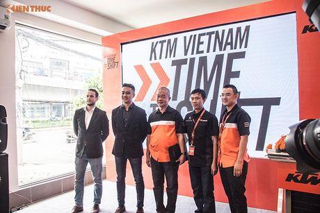 Lo dien nha phan phoi doc quyen 'xe no' KTM tai VN - Anh 1