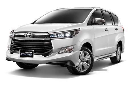 Toyota Innova 2016 Thai Lan 'xin' va re hon phien ban Viet - Anh 2
