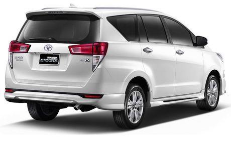 Toyota Innova 2016 Thai Lan 'xin' va re hon phien ban Viet - Anh 3