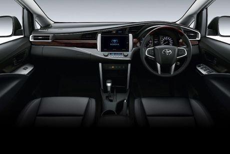 Toyota Innova 2016 Thai Lan 'xin' va re hon phien ban Viet - Anh 4