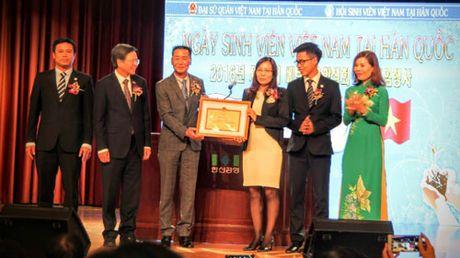 Hon 1.000 sinh vien du Ngay hoi Sinh vien Viet Nam tai Han Quoc lan thu 12 - Anh 1