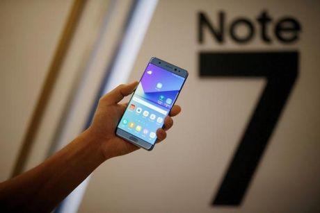 Cuoc khung hoang Note 7 cua Samsung van chua cham dut - Anh 1