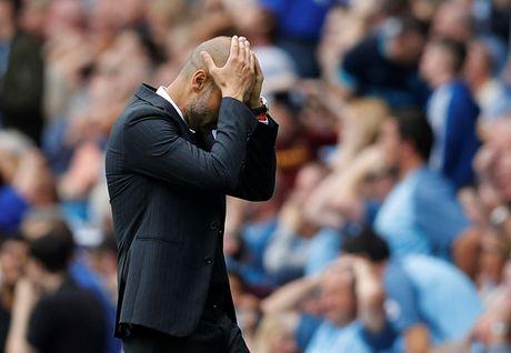 Man City nhan tin cuc xau tu... Messi - Anh 1