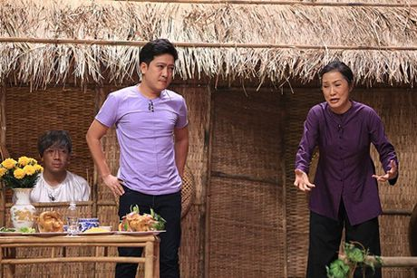 """Ky tai thach dau: Truong Giang tiet lo Tran Thanh sua mui la do Long Nhat """"xui"""" - Anh 1"""