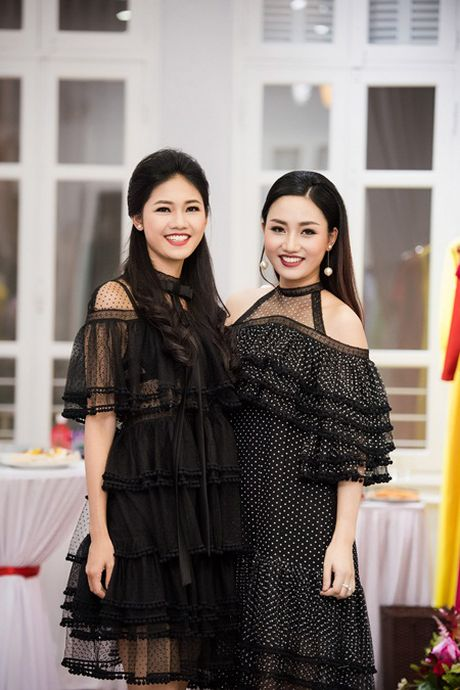 Chi em A hau Tra My, Thanh Tu mac do doi di su kien - Anh 2