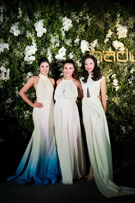 Chi em A hau Tra My, Thanh Tu mac do doi di su kien - Anh 3